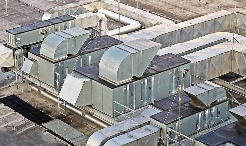 Монтаж систем вентиляции в Одессе