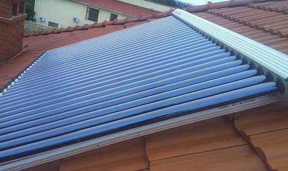 Услуги по установке солнечных коллекторов